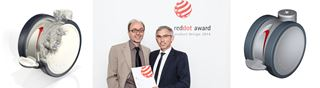 Prisutdeling red dot design award